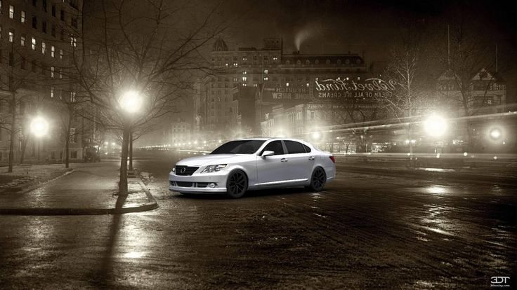 Checkout my tuning #Lexus #LS 2010 at 3DTuning #3dtuning #tuning