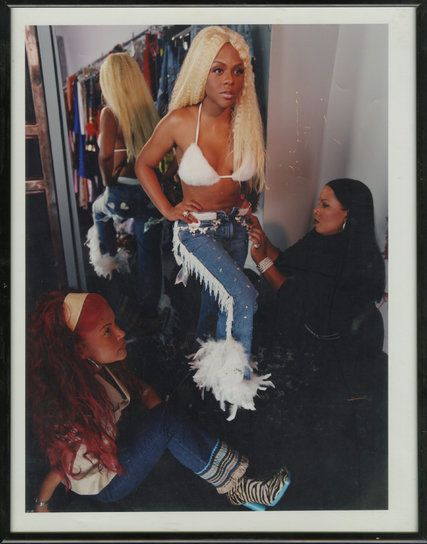 """Misa Hylton, the Bad Boy Records stylist who created looks for everyone from Mary J. Blige to Sean """"Puff Daddy"""" Combs, shares personal snapshots."""