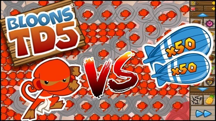 1000 NInjas Vs 100 Moabs! Who will win in this extreme Bloons Tower Defense 5 Gameplay? Comment down below! This is the most epic BTD 5 Gameplay :)