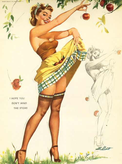 126 Best Images About Vintage Pinup Girls On Pinterest