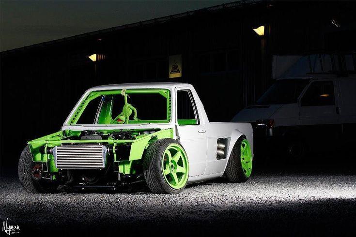 V dub drift truck ! ( badd ass )