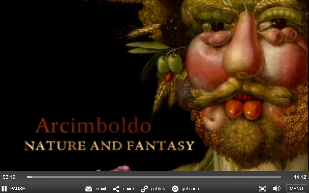Video: Arcimboldo: Nature and Fantasy