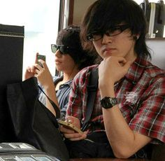 Photo of teruki and hiroki for fans of MY FIRST STORY (j-rock band).