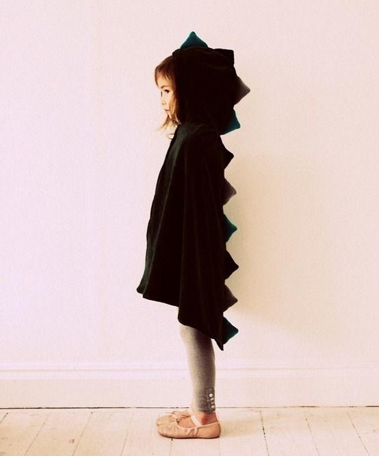 Dino back sweatshirt. Super cute and creative! #babyfashion