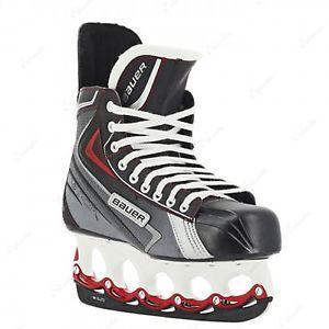 patin de hockey bauer t blede | BAUER-Vapor-X30-patins-a-glace-hockey-avec-tblade-Kufensystem-Tailles ...