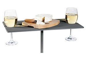 Perfect for my Miller outdoor theatre trips Picnic Wine Table