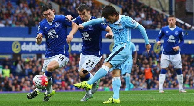 Rekor Pertemuan Antara Manchester City vs Everton (Liga Inggris)