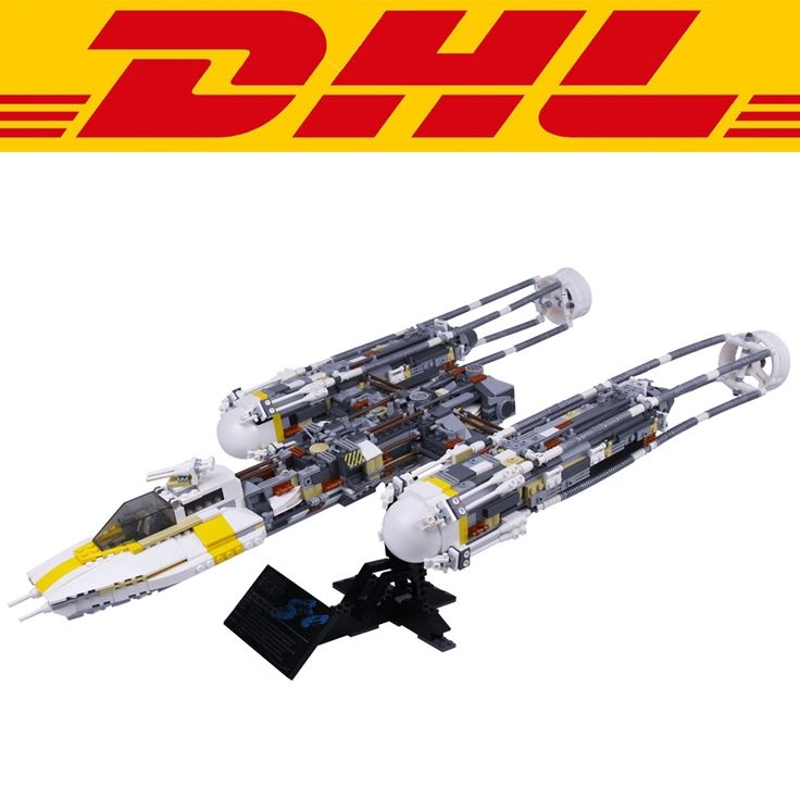 (39.88$)  Watch now - http://aih6u.worlditems.win/all/product.php?id=32799517531 - 2017 NEW 691Pcs Star Wars Y-wing Starfighter Model Building Kits Blocks Bricks Toy For Children Gift Compatible WIth 75172