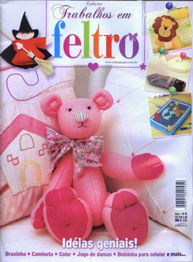 Revista de fieltro gratis