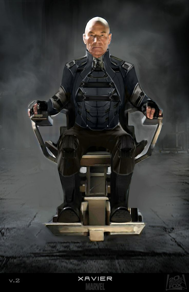 X Men Days Of Future Past Concept Art Professor X Xavier By Philip Boute Jr Days Of Future Past X Men Marvel And Dc Characters