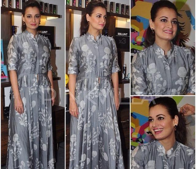 Bollywood Actress Dia Mirza pictures