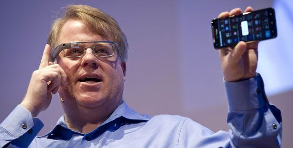 Robert Scoble Says Hes Never Going to Spend Another Day Without Google Glass on His Face