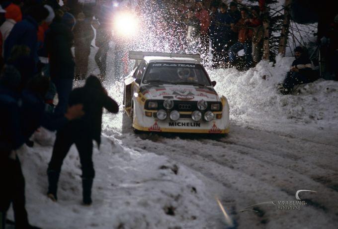 Audi quattro S1 group B
