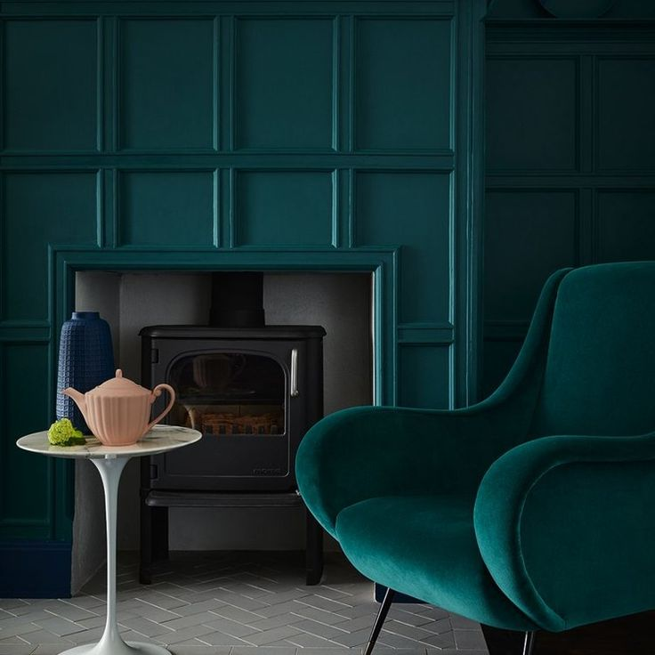 photo credit little greene paint company - Auenfarbe Farbe Ideen Fr Unternehmen