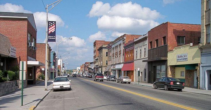 I was born in Princeton West Virginia