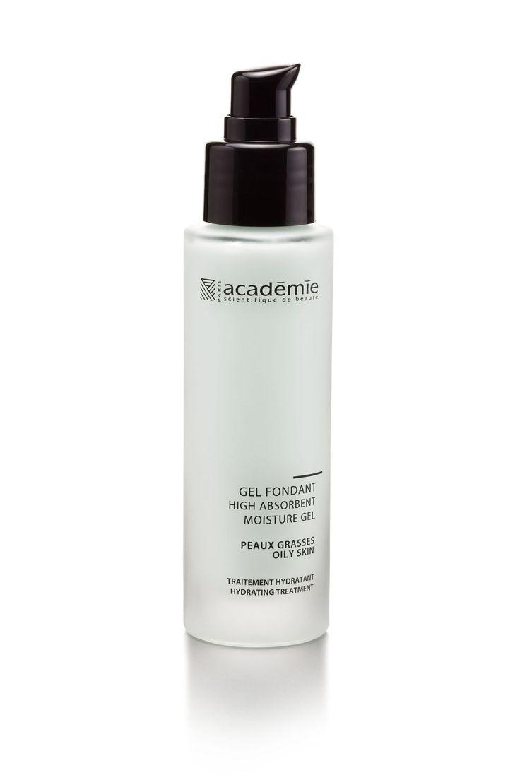 Le Gel Fondant Académie Visage d'Académie Scientifique de Beauté offre une « hydratation pureté » aux peaux grasses. Parfait pour les climats chauds et humides.