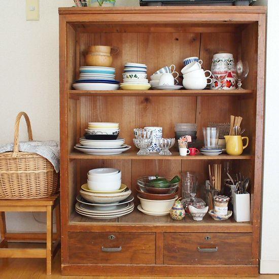 特集│食器棚からみえる暮らし。第1話『わたしたちの、食器棚事情。』 – 北欧雑貨と北欧食器の通販サイト | 北欧、暮らしの道具店