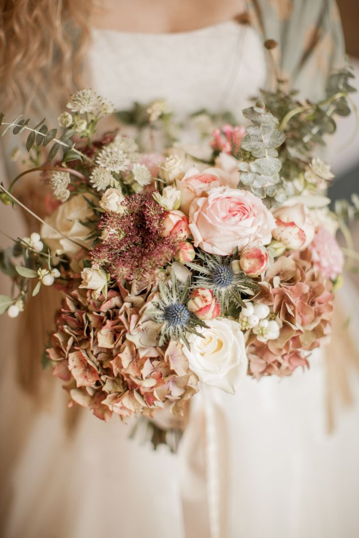 Stunning Bouquet For A Country Wedding Photography By Naomi Kenton