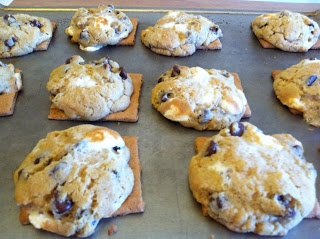 ... Mommas Kitchen: Campfire Cookies | SWEETS: cookies & such | Pi