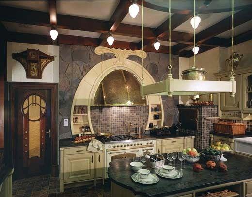 42 best images about kitchen ideas on pinterest door for Art deco kitchen design ideas