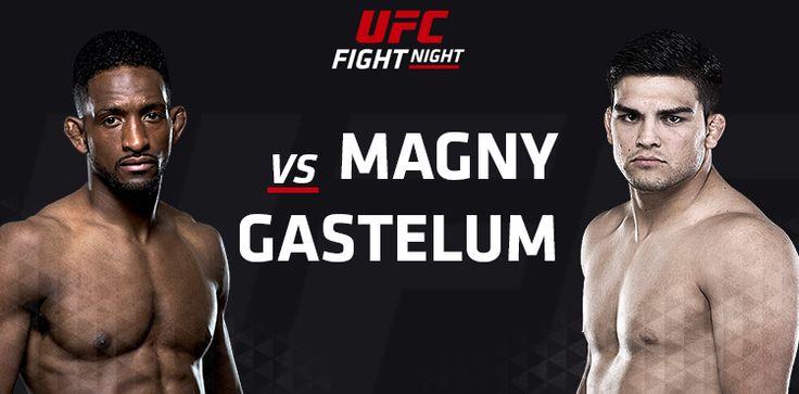 Watch UFC Fight Night 78: Magny vs Gastelum11/21/2015 21st November 2015 (21/11/2015) Full Show Watch UFC Fight Night 78: Magny vs Gastelum 11/21/2015 - 21st November 2015 Livestream Watch Online (