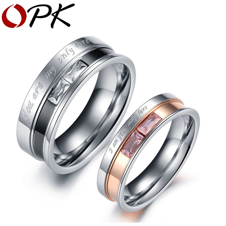 22 best Lovers amp Couple Jewelry images on Pinterest Stainless