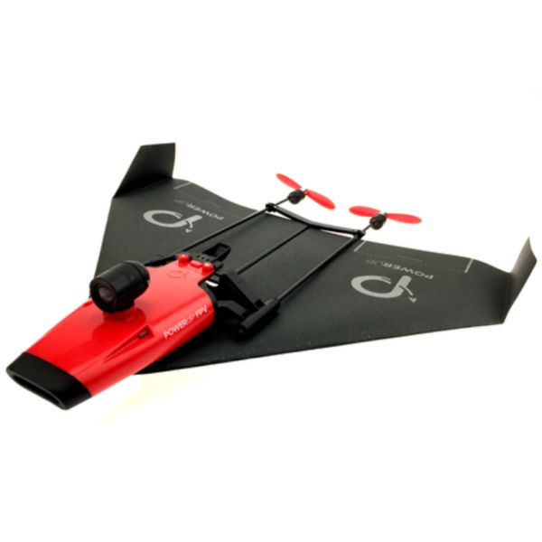 Be your own pilot with the Live Stream Paper Airplane! All that is needed is a smartphone to work with, the plane, and its head-mounted display. With just your head movements, you will be able to take full control of the drone –  allowing you to see what the plane sees.