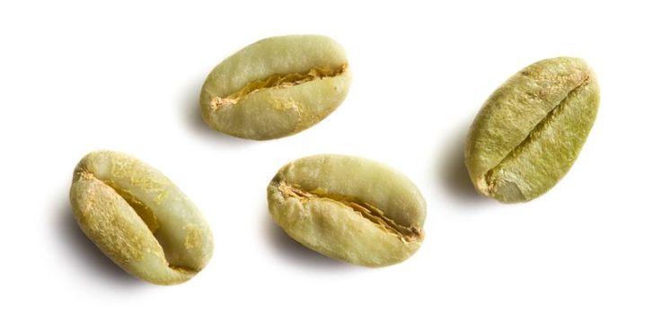 CHICCO DI CAFFE' VERDE | di chicchi di caffè verdi