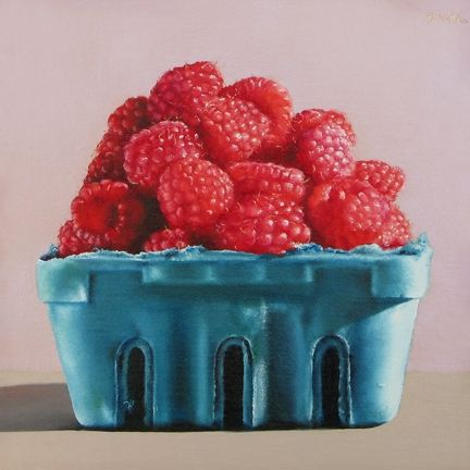 Oriana Kacicek, Raspberries