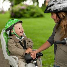 Advice on Bike Child Seats