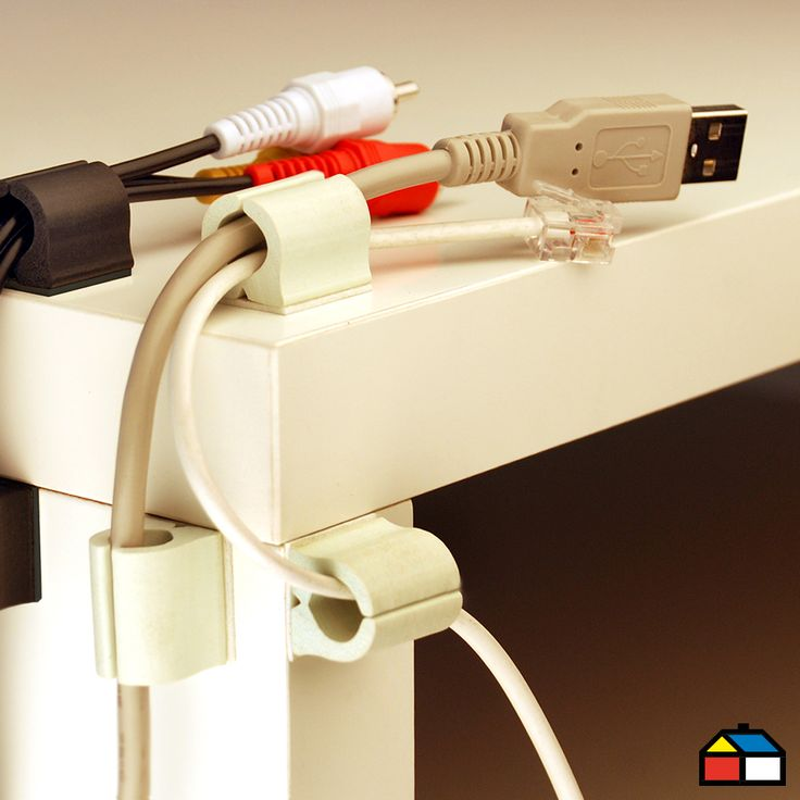 #Innovación #Cables #Escritorio #Quirky