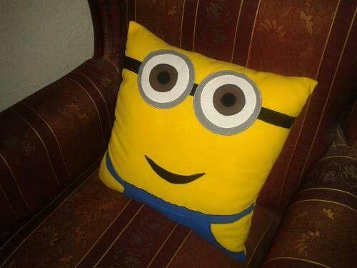 Minion pillow!