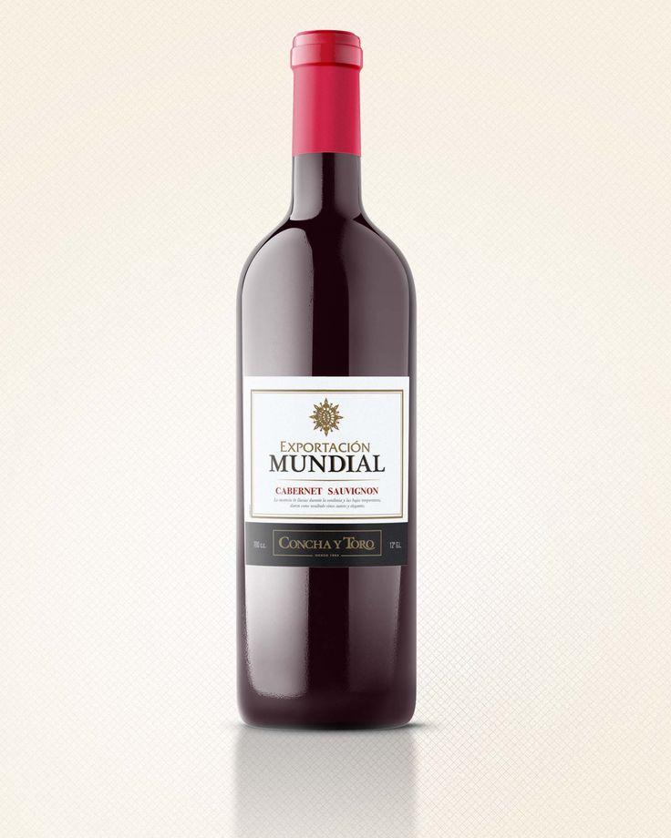 Etiqueta Vino Concha y Toro