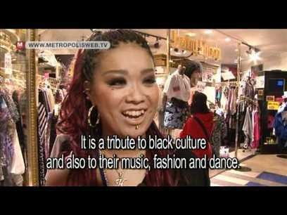 Video • #Shibuya109 #B-Style • Japanese girls live the #BlackLifestyle !
