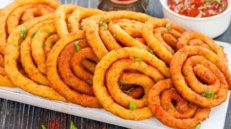 Recept na chutné bramborové spirály na kterých si pochutná celá rodina.