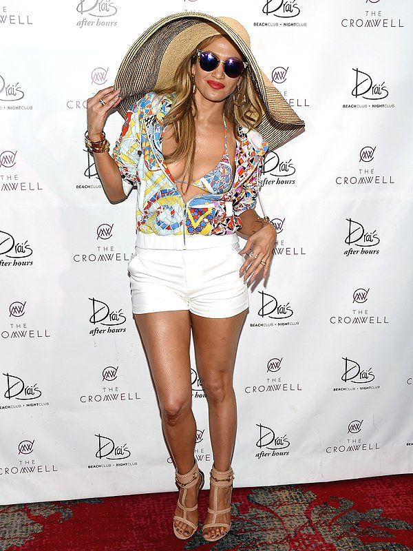Jennifer Lopez had the time of her life when she hosted the Carnival Del Sol pool party at Drai's Beach Club at The Cromwell in Las Vegas.
