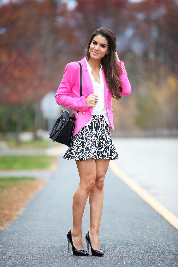 Super Vaidosa » Look do Dia: PB & Pink