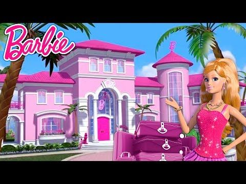 Barbie Life In The Dream House Full Tour Of New Dreamhouse Minecraft Roleplay You