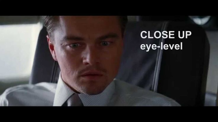 INCEPTION (End scene) - Cinematography Analysis (shot type listings)