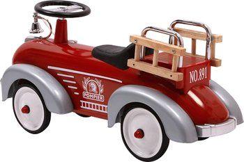 Baghera Speedster Feuerwehr Rutschauto: Kinderfahrzeug Preisvergleich - Preise bei idealo.de
