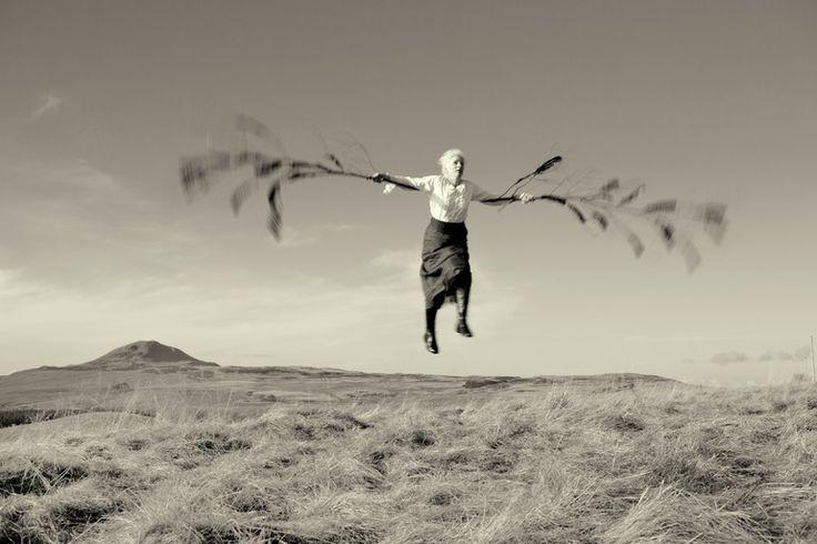 "Saatchi Art Artist: Laurence Winram; Giclée Photography ""Hazel Flew"