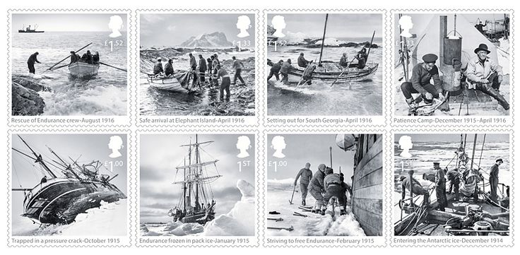 COLLECTORZPEDIA Shackleton and the Endurance Expedition
