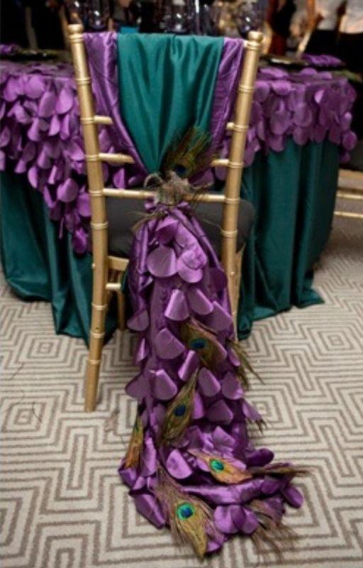 Peacock Colour inspired Wedding!  #peacockwedding #asianweddings