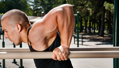 Give yourself a break from all the heavy lifting and reap the muscle-building benefits of bodyweight exercise.