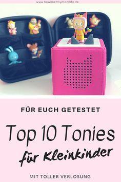 Unsere Top 10 Tonies für Kleinkinder – I.Söhnel