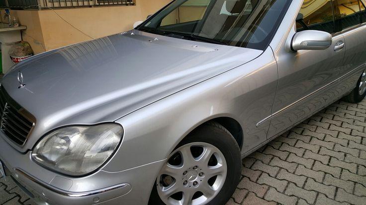 Classe S 320 Mercedes-Benz w220