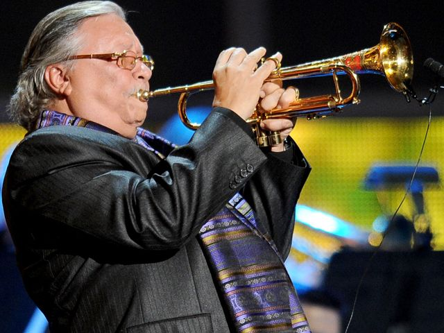 Jazz legend Arturo Sandoval to be awarded the Presidential Medal of Freedom