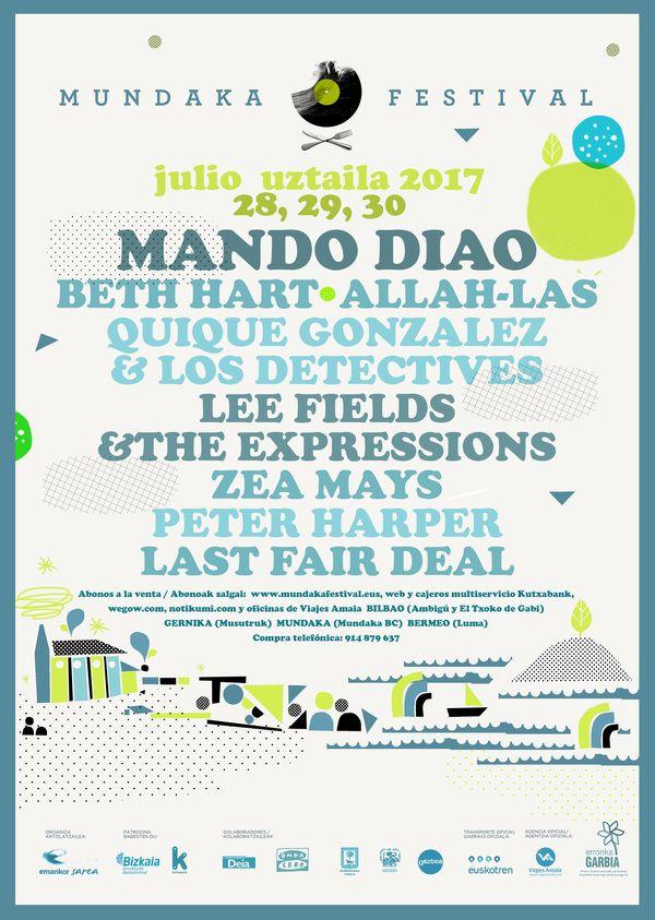 WegowTickets, compra entradas para Mundaka Festival 2017 en Mundaka