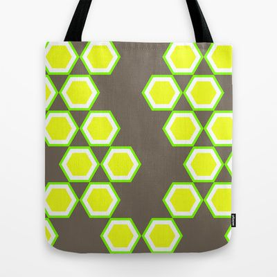 Moroccan Style. Tote Bag by StickycakeInspirations - $22.00