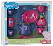 Peppa Pig - Tea Set